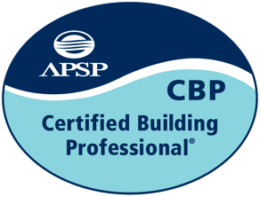 APSP Certified Building Professional