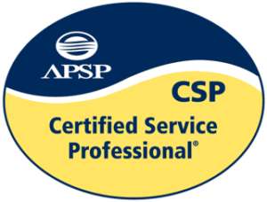 APSP Certified Service Professional