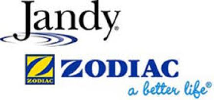 Jandy Logo Zodiac Logo