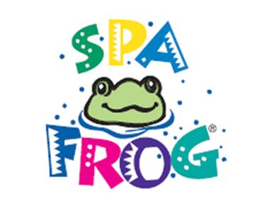 SpaFrog Logo