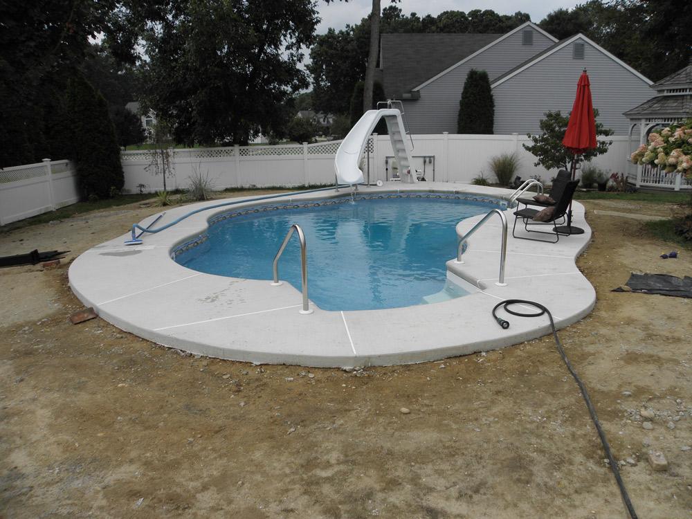 Barker Pool