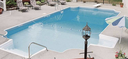 View photos of different types of pools to get inspired and find the type of pool that suits you!